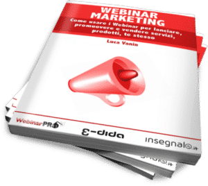 come fare webinar marketing