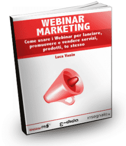 conferenze online e webinar nel marketing
