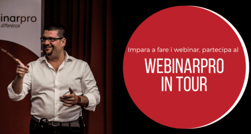webinarpro in tour