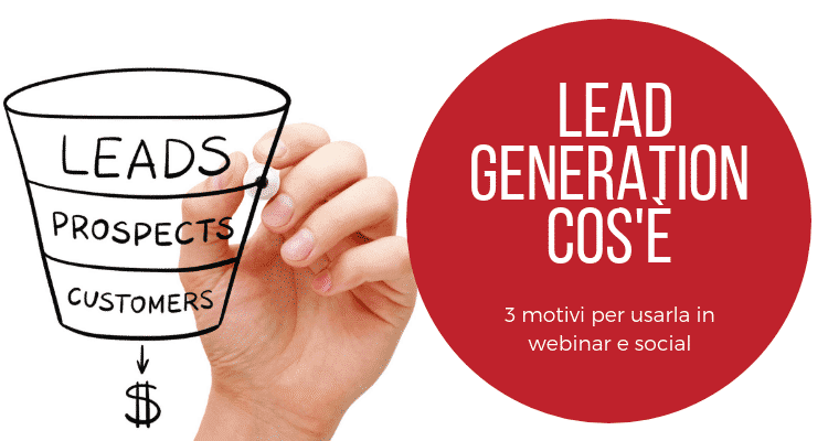 lead generation cos'è